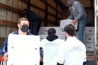 В Чегемском районе оказана помощь детям ⠀