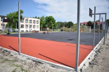Новые спортплощадки в Урванском районе