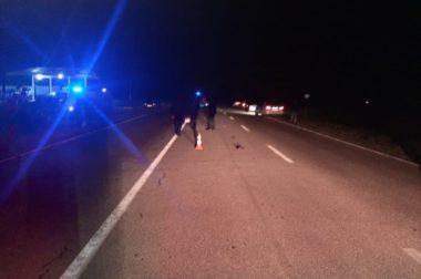 В КБР ночью на дороге водитель сбил пенсионерку насмерть и скрылся