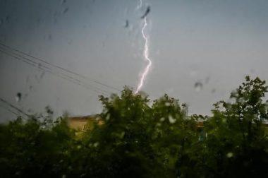 Шквалистый ветер, дожди и грозы ожидаются в КБР и других регионах Северного Кавказа в ближайшие дни