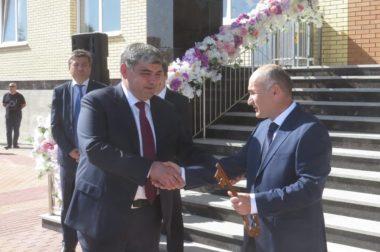 Глава КБР открыл новую школу в Нальчике