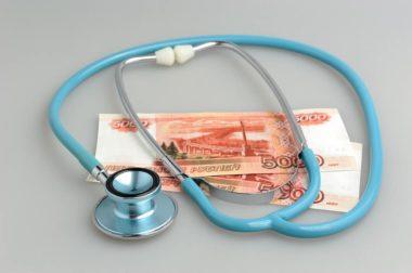 Врачам и соцработникам выделили 64.8 млн. рублей