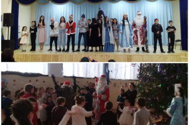 1000 детей из сел Баксанского района получат новогодние подарки