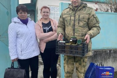 В Кабардино-Балкарии росгвардейцы оказали помощь многодетной семье