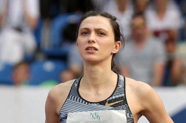Мария Ласицкене выиграла Чемпионат России