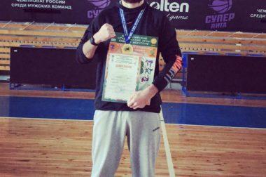 Кикбоксер из Кабардино-Балкарии успешно выступил в Уфе