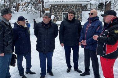 Глава КБР поручил выделить средства из резервного фонда на ликвидацию последствий стихии в Эльбрусском районе
