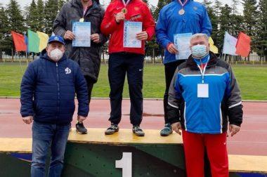 Дискобол из КБР успешно выступил на «Мемориале Лунева»
