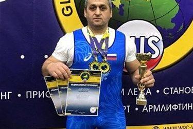 В Кишпеке живет чемпион России
