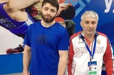Спортсмен из Кабардино-Балкарии Малик Шаваев одержал победу на проходящем в Улан-Удэ Чемпионате России по вольной борьбе