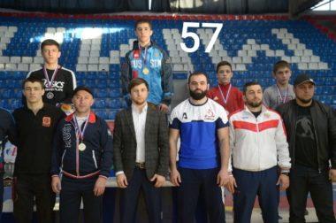 Юные «вольники» КБР прошли отбор на первенство России