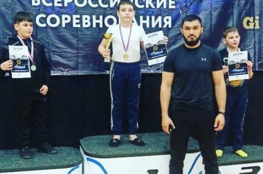 Юные спортсмены из КБР завоевали 6 медалей в Черкесске