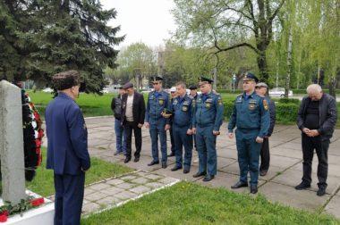 В  Нальчике вспоминали ликвидаторов аварии на ЧАЭС