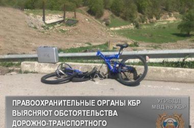 Авария с участием 35-летнего водителя автомашины «УАЗ» и несовершеннолетнего произошла в с. Хасанья