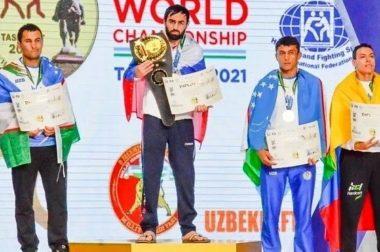 Нурмухамед Бесланеев – пятикратный чемпион мира