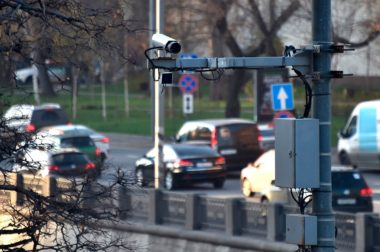 На автомобильных дорогах КБР установлены новые камеры фотовидеофиксации