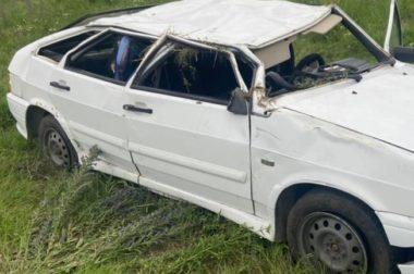 Автокресла спасли двоих детей-пассажиров от гибели в дорожной аварии