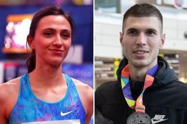Мария Ласицкене и Михаил Акименко отправятся на Олимпиаду в Токио