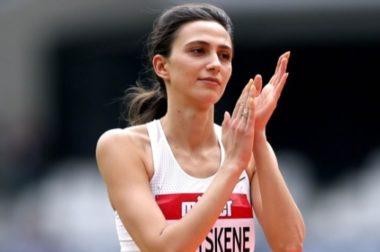 Ласицкене заняла первое место на соревнованиях в Финляндии