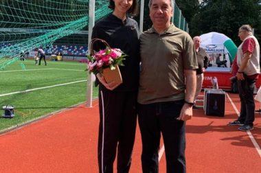 Мария Ласицкене выиграла отборочный турнир, и едет на Олимпиаду в Токио
