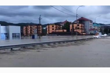 Наводнение в Лермонтово
