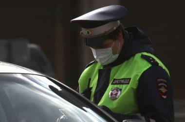 Водитель покусал сотрудника ДПС при проверке документов в Москве