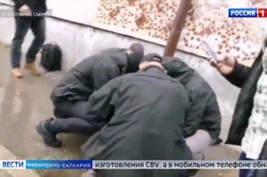 Сотрудники ФСБ задержали жителя КБР, готовившего теракт в Черкесске